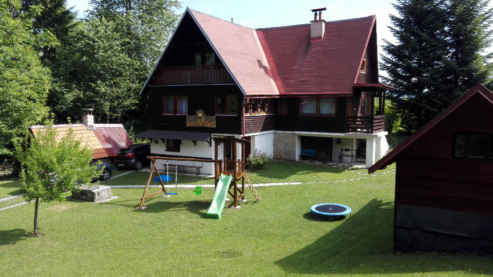 chata Zuzanka